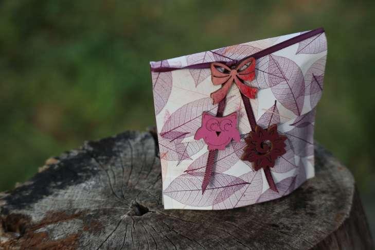 Tutorial: Verpackung mit ovalem Boden süße Tischdeko Poesie der Natur Stampin up