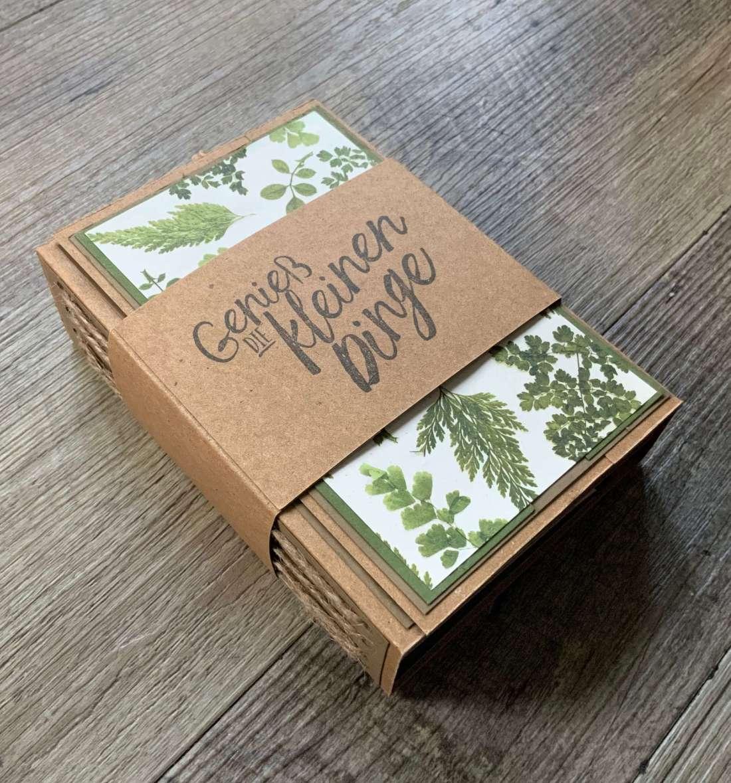 Tutorial Scrapbook für eine Freundin, Scrapbooking, Sizzix 662816 Stanze Stampin up Mini Album