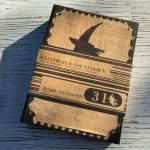 Tonic Studios Keepsake Book Maker, Die Stanzschablonen Set Mini-Album, Scrapbook