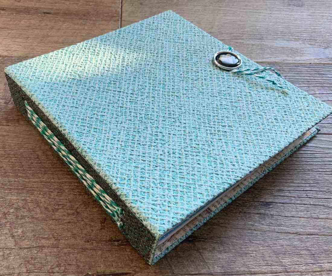 Memory Book ,Scrapbooking Ideen leich