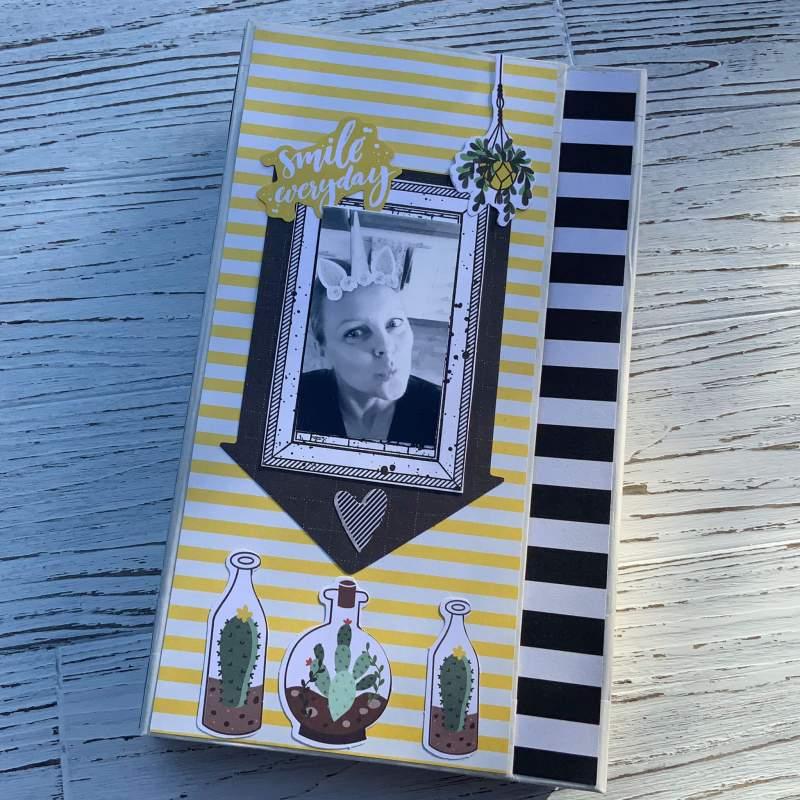 Scrapbooking für Anfänger, Tutorial Scrapbook Album für Beginner, Ringbindung leicht gemacht