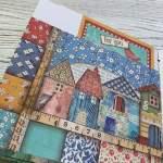 Tutorial Scrapbook Album, Inspiration Memory Book, Mini Album, Stamperia Paperuna2